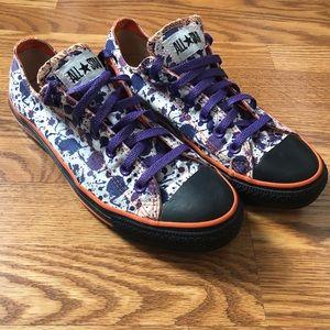 COPY - Converse Custom Project Paint Splat Sneaker